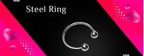 Buy Clitoris Steel Ring Online In Baheri | Sex Toys Store
