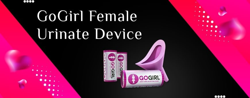 Buy GoGirl Female Urinate Device In Burhanpur | Sex Toys Store